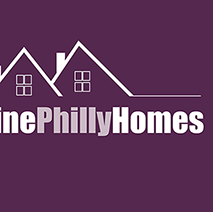 Main Line Philly Homes Vector Logo Design