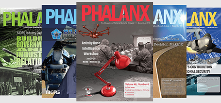 PHALANX Magazine - Adobe InDesign Publication Layout